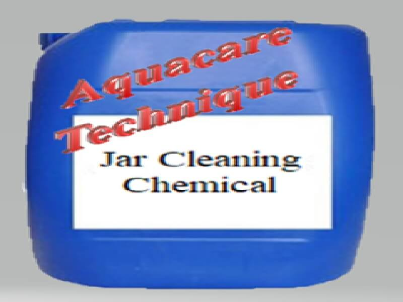 Jar Cleaning Chemical