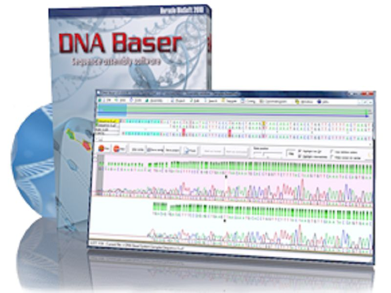 DNA Sequence Assembler