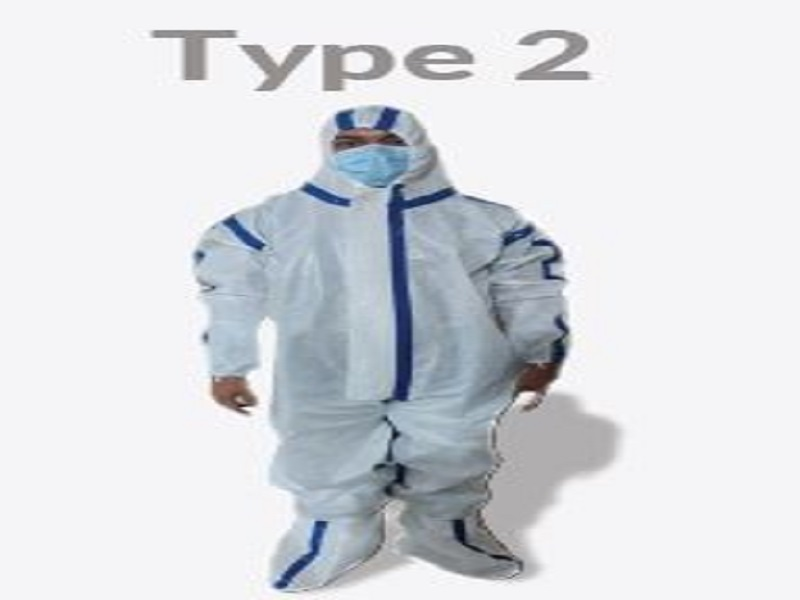 Coverall Type 2