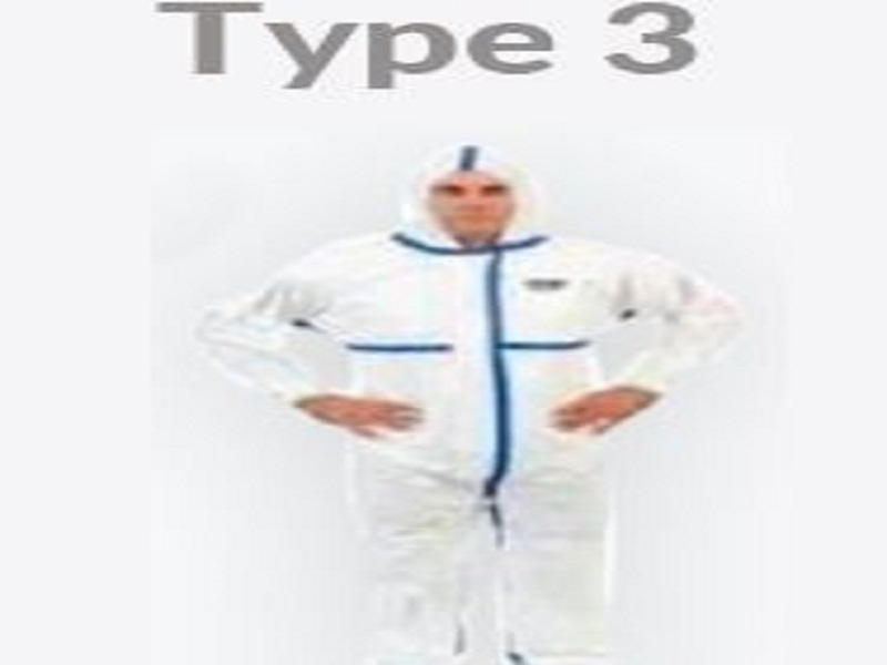 Coverall Type 3